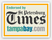 Kevin Ambler - Endorsed by the St. Petersburg Times