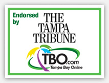 Kevin Ambler - Endorsed by the Tampa Tribune
